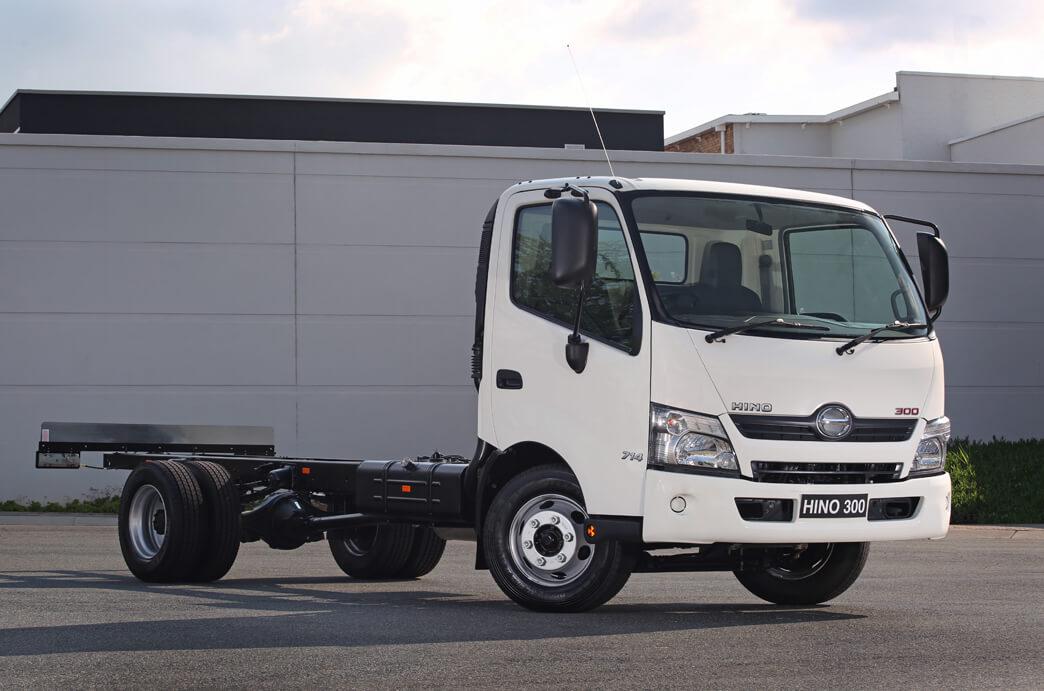 Hino Indongo Hino 300 Truck