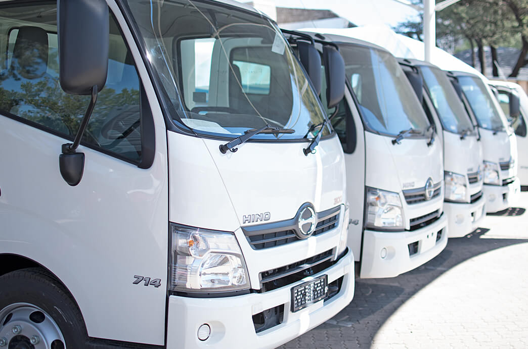 Hino Indongo Hino 300 Trucks