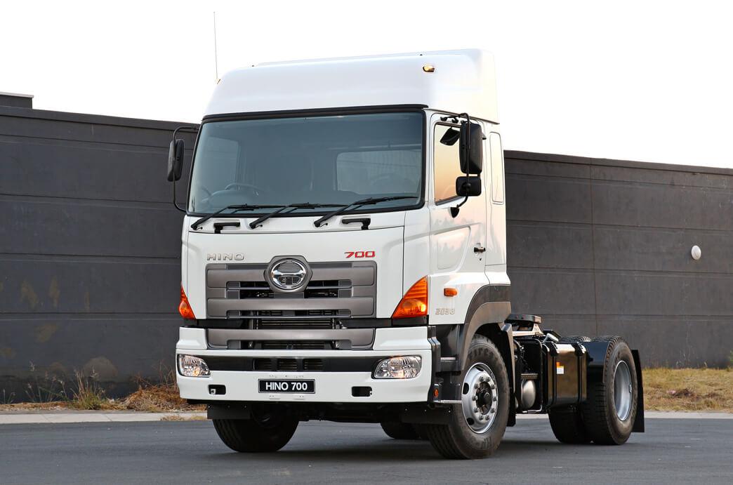 Hino Indongo Hino 700 Truck