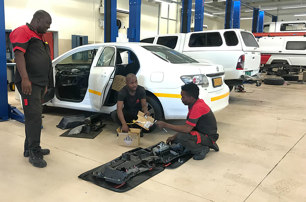 Indongo Toyota Workshop Parts