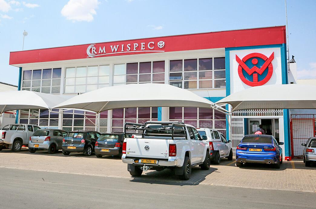 RM Wispeco Building Windhoek