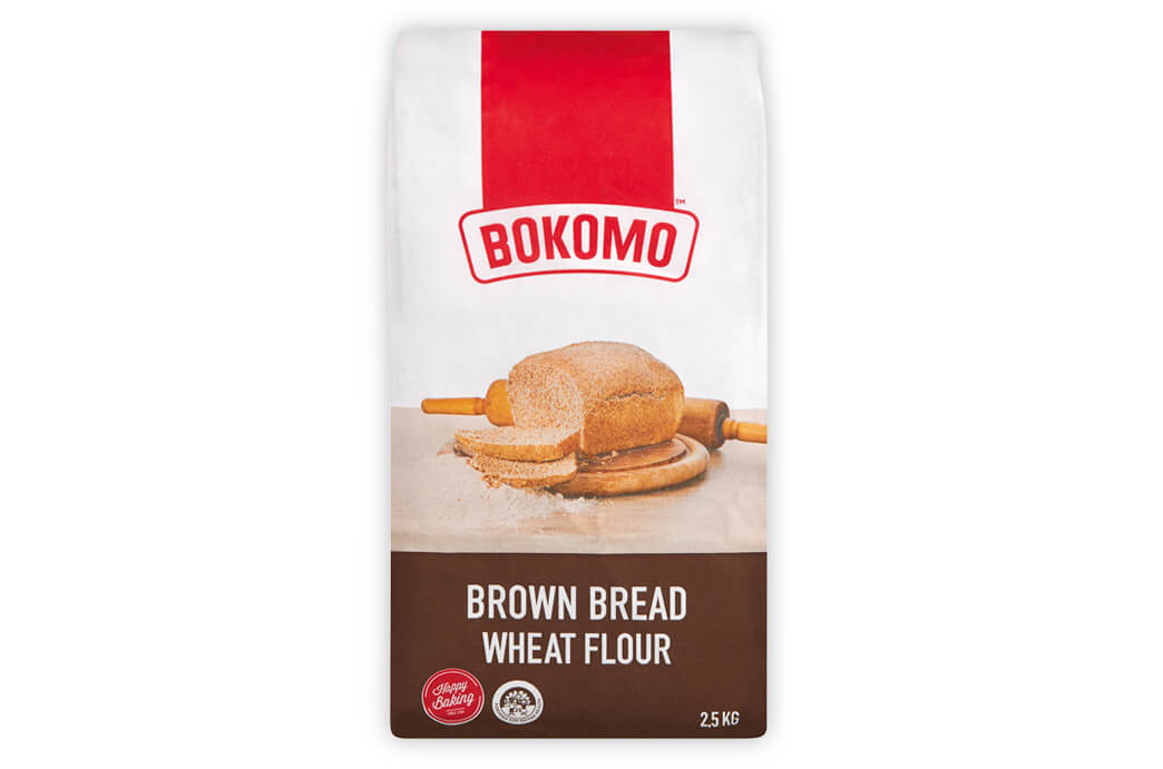 Bokomo Brown bread Wheat Flour