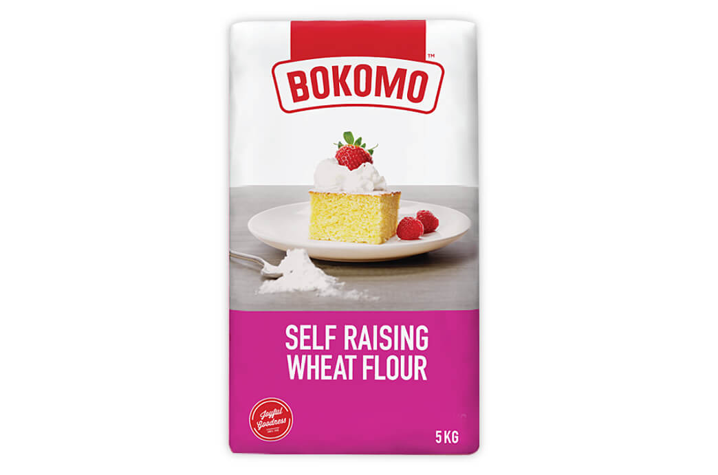 Bokomo Self Raising Wheat Flour