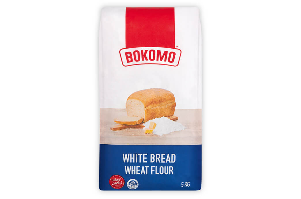 Bokomo White Bread Wheat Flour