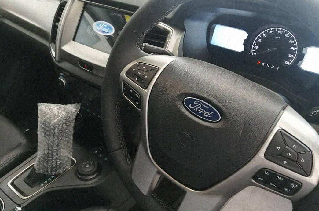 Indongo Ford Oshakati New Vehicle Inside